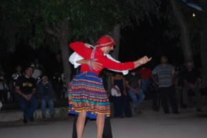 Peña Folklorica - Foto: Noelia Croci