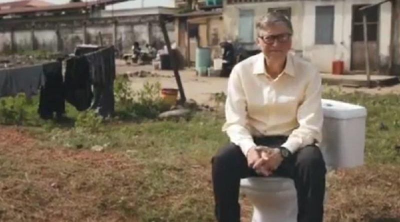 [AUDIO] El inodoro de Bill Gates
