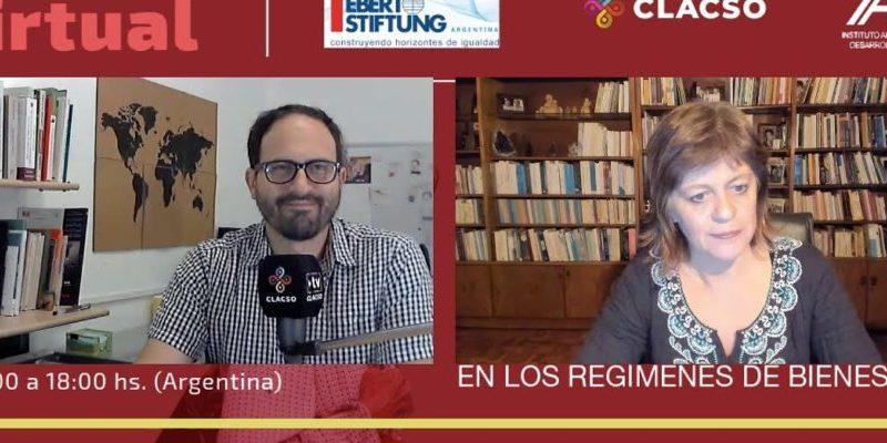 """Karina Batthyány: """"Urge establecer sistemas de bienestar y protección social en nuestra región"""""""